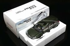 Diecast Car Model Toyota Land Cruiser Prado Without Decal 1:18 (Green) + GIFT!!