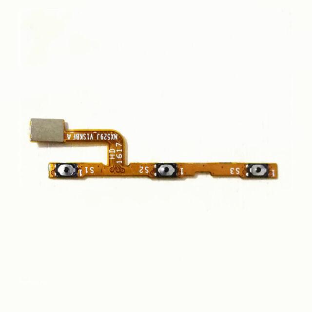 For Zte Nubia Z11 Mini Nx529j On Off Volume Power Button Key Ribbon