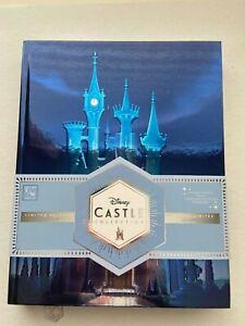 IN-HAND-Disneyland-Park-Castle-Collection-Cinderella-JOURNAL-Poster-Ltd-Ed-1