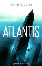 Atlantis by David Gibbins (2007, Paperback)