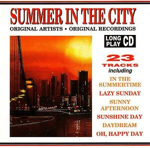 60-039-s-amp-70-039-s-SUMMER-IN-THE-CITY-VARIOUS-ARTISTS