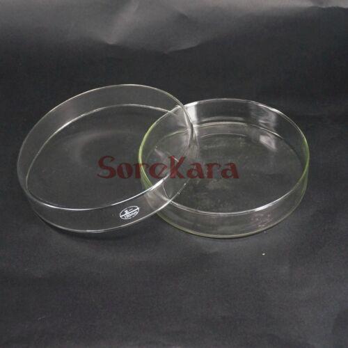 60//75//90//100//120//150mm Glass Petri culture dish For Laboratory