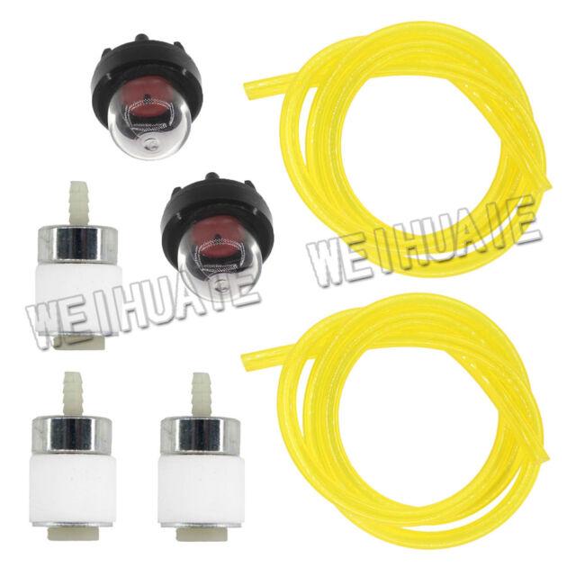 5x Fuel Filter For RYOBI 600r 700r 704r 705r 720r 725 750r 765r 766r 767r 767rJ