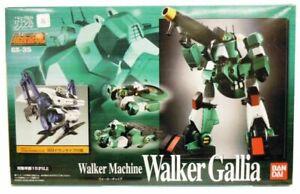 Combat mecha xabungle-bandai soul of chogokin gx-35 walker Gallia (walker my