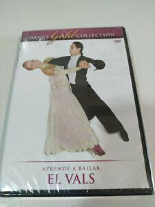 Apprendre-A-Danser-El-Waltz-Dance-Gold-Collection-DVD-Espagnol-Region-All-Neuf
