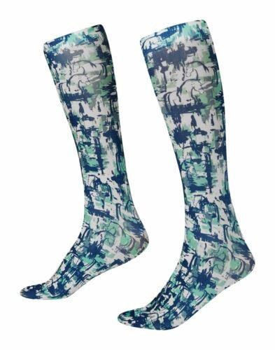 Mirage Sapphire Kerrits Boot Socks