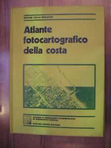 ATLANTE FOTOCARTOGRAFICO DELLA COSTA regione Emilia Romagna Pitagora fotografico