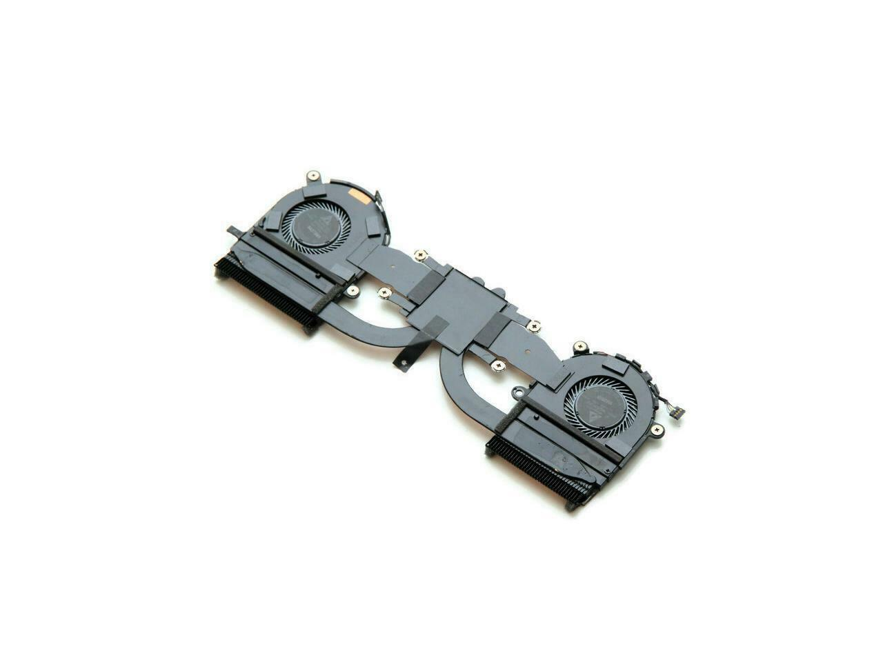 CPU+GPU Cooling Fan for HP Elitebook 1030 X360 G3 L34272-001 P/N:3VY0PTMTP10