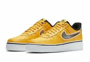 a3bb9fd0 Nike Air Force 1 '07 LV8 Sport University Gold White BV1168-700 ...