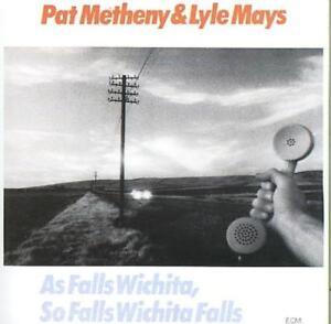 Lyle Mays Piano Pat Metheny As Falls Wichita So Falls Wichita Falls New Cd 42282141620 Ebay