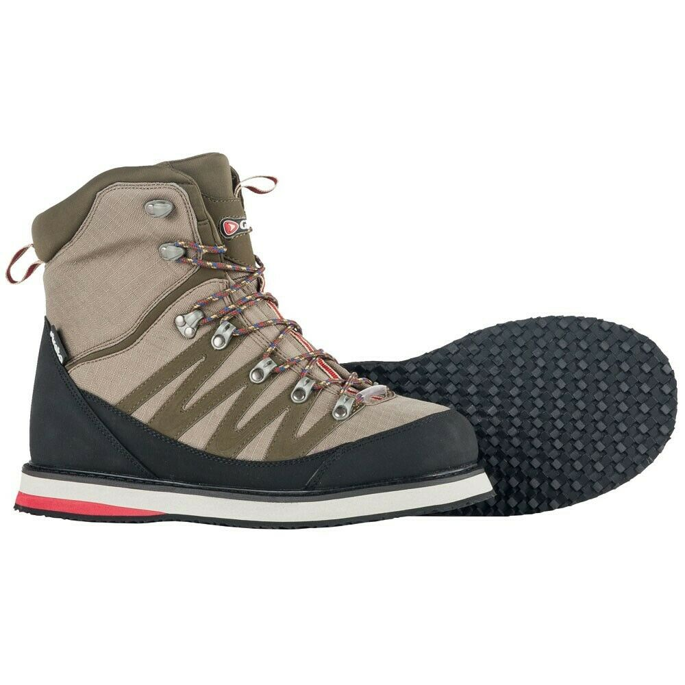 Greys® Strata CTX Rubber Sole Wade Boot Size 12