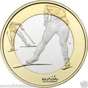 5-euros-commemorative-FINLANDE-2016-Les-Sports-Le-Ski-de-Fond-UNC-6-9
