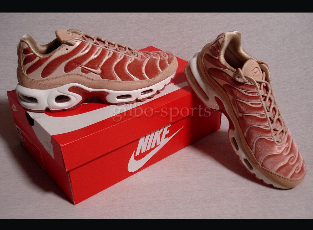 half off 5b20c 2df46 Nike Air Max Plus QS Wmns Dusty Peach Bio Beige Beige Beige Taille 39 41  ah6788 201 c5e875