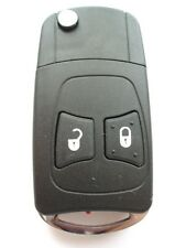 2 btn flip key case upgrade for Chrysler Crossfire 300C PT Cruiser remote key