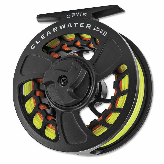 Orvis  CLEARWATER  LARGE-ARBOR IV FLY REEL  hot sale online