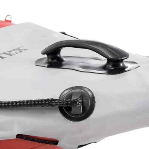 Intex Inflatable Kayak Excursion Pro 384x94x46cm Rafting Rowing Boat Canoe