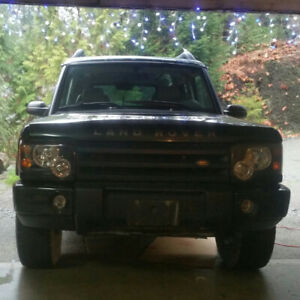 2004 Land Rover Discovery Jeep 4x4 Awd