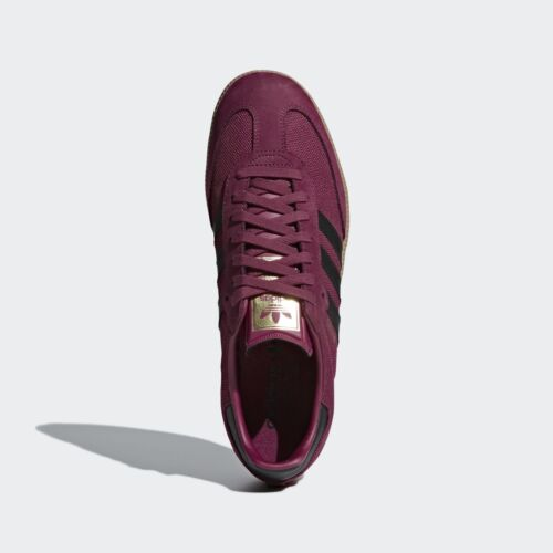 Homme Rouge Baskets Samba Uk Et 9 5 Adidas Originals wI4qxvUf6