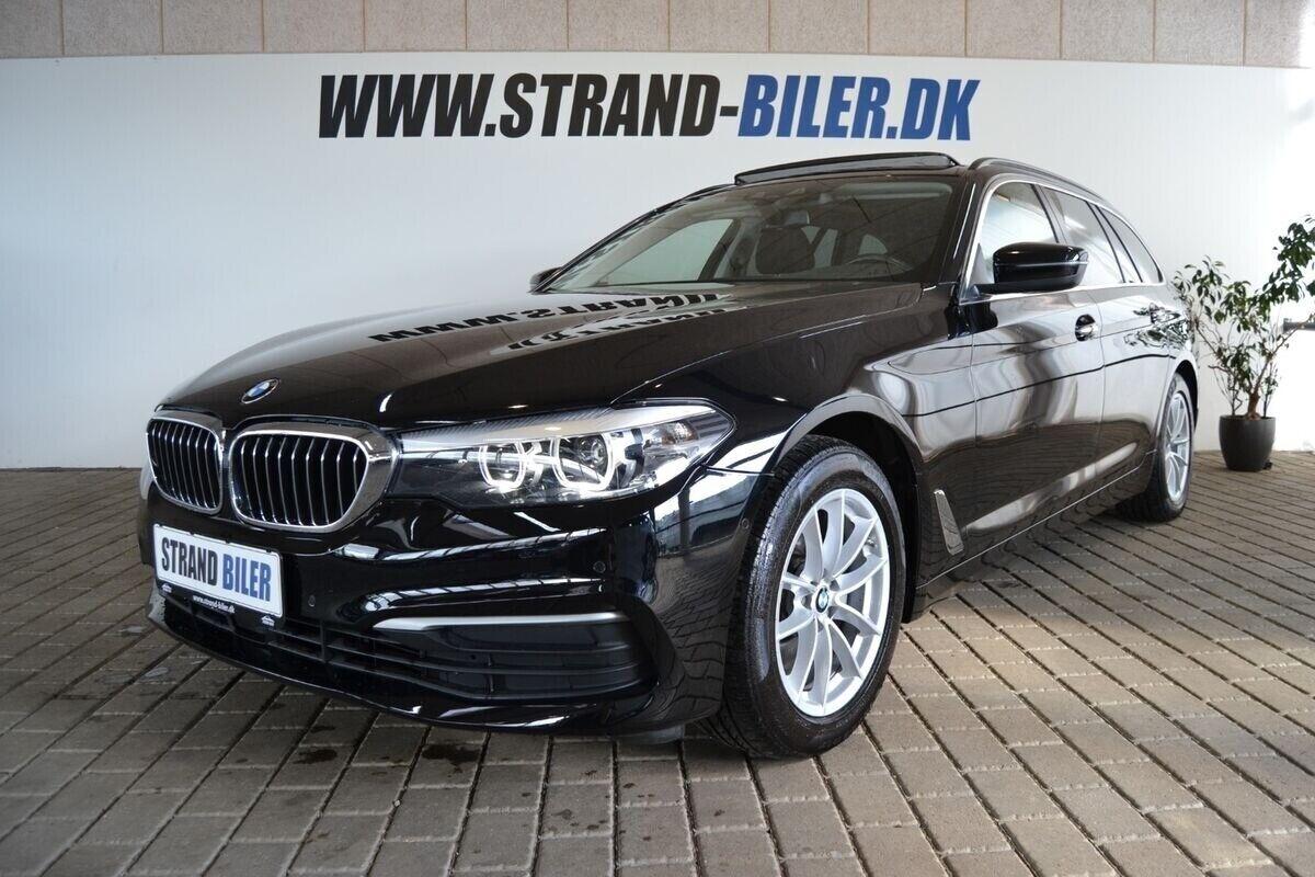 BMW 520d 2,0 Touring aut. 5d - 2.280 kr.