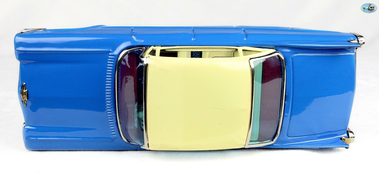 Awesome Awesome Awesome Vintage Japanese 1960 CADILLAC PLAYTHING Battery Operated Tin Toy 7cb00c