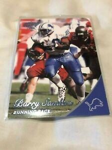 1999 Pacific Backyard Football #7 Barry Sanders Detroit ...