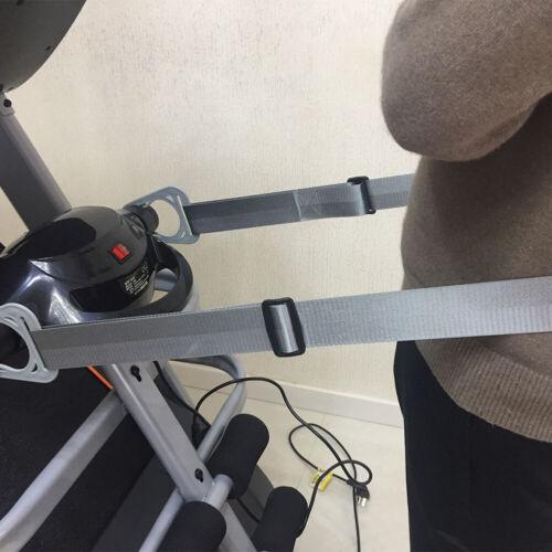 Fitness Equipment Treadmill Massage Belt Burn Fat Vibrating Machine W// Buckle