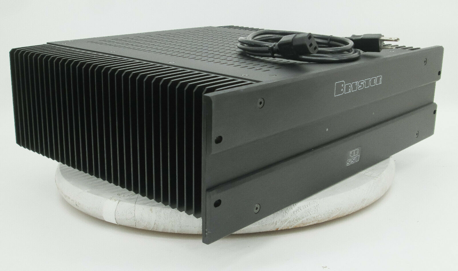 Rack Mount Bryston 4B SST Pro Power Amplifier 300W /CH @ 8-OHM. Available Now for 3199.99