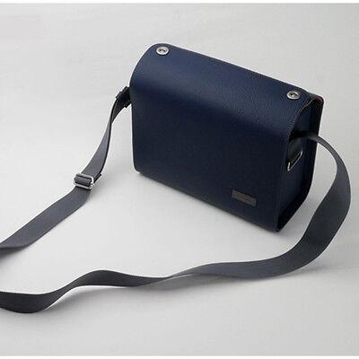 New Gariz binalpath Camera Bag Navy for Sony Leica FUJI Olympus Lumix DSLR SLR