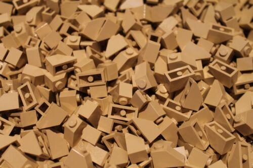 Beige NEU 3040 Schräg 45° 2x1 Tan Dachstein Sand 200 x LEGO® Slope