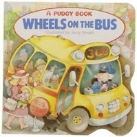 The Wheels On The Bus, Board Children Books Bedtime Stories Kids Learning on sale