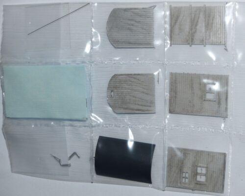 Weinert 40052 come con rückseitenfenster residenciales de lavado oficina kit h0 1 a 87