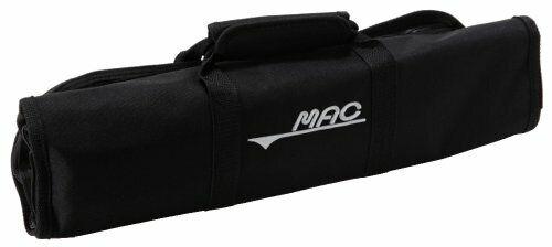 MAC KR-108 Noir Couteau De Cuisine Rouleau Sac de rangement Carry case 560 g Japan