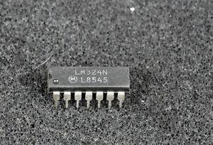 MOTOROLA-LM324N-IC-14-PIN-DIP