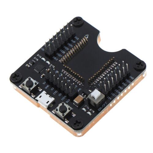 Programmer Tool ESP32 Adapter Socket Kit For ESPRESSIF ESP-WROOM-32 Module UK .