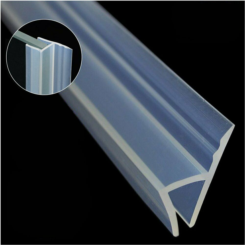 120 inch Glass Shower Door Seal Strip Weatherproof Silicone