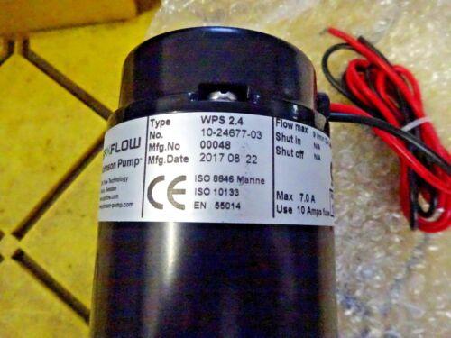 Johnson Pump 10-24677-03 2.4 GPM Water Pressure System Pump NEW