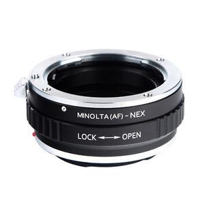 Minolta-AF-NEX-Adapter-Ring-for-Minolta-Alpha-Lens-to-Sony-E-Camera-K-amp-F-Concept