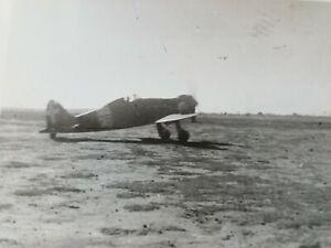Fotografia Regia Aeronautica Aviazione guerra Aereo Aeroporto foto Aviation