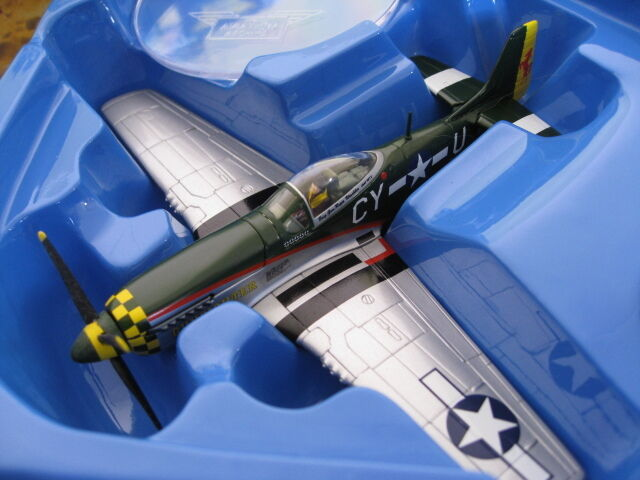 Corgi - P510 Mustang Confederate Air Force 49303 Number 694 of 5,400 produced.