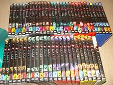 OPERA COMPLETA 53 DVD THE X FILES COLLECTION XFILES TUTTE LE 9 STAGIONI + 1 FILM