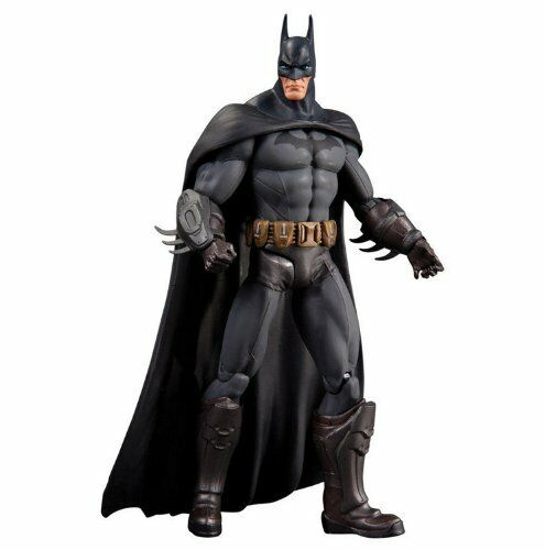 Batman - serie 3 dc collectibles actionfigur arkham city batman selten neue
