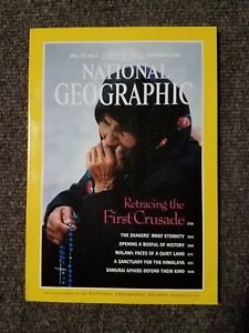 National-Geographic-Magazine-September-1989-Crusade-Shakers-Malawi-Himalayan