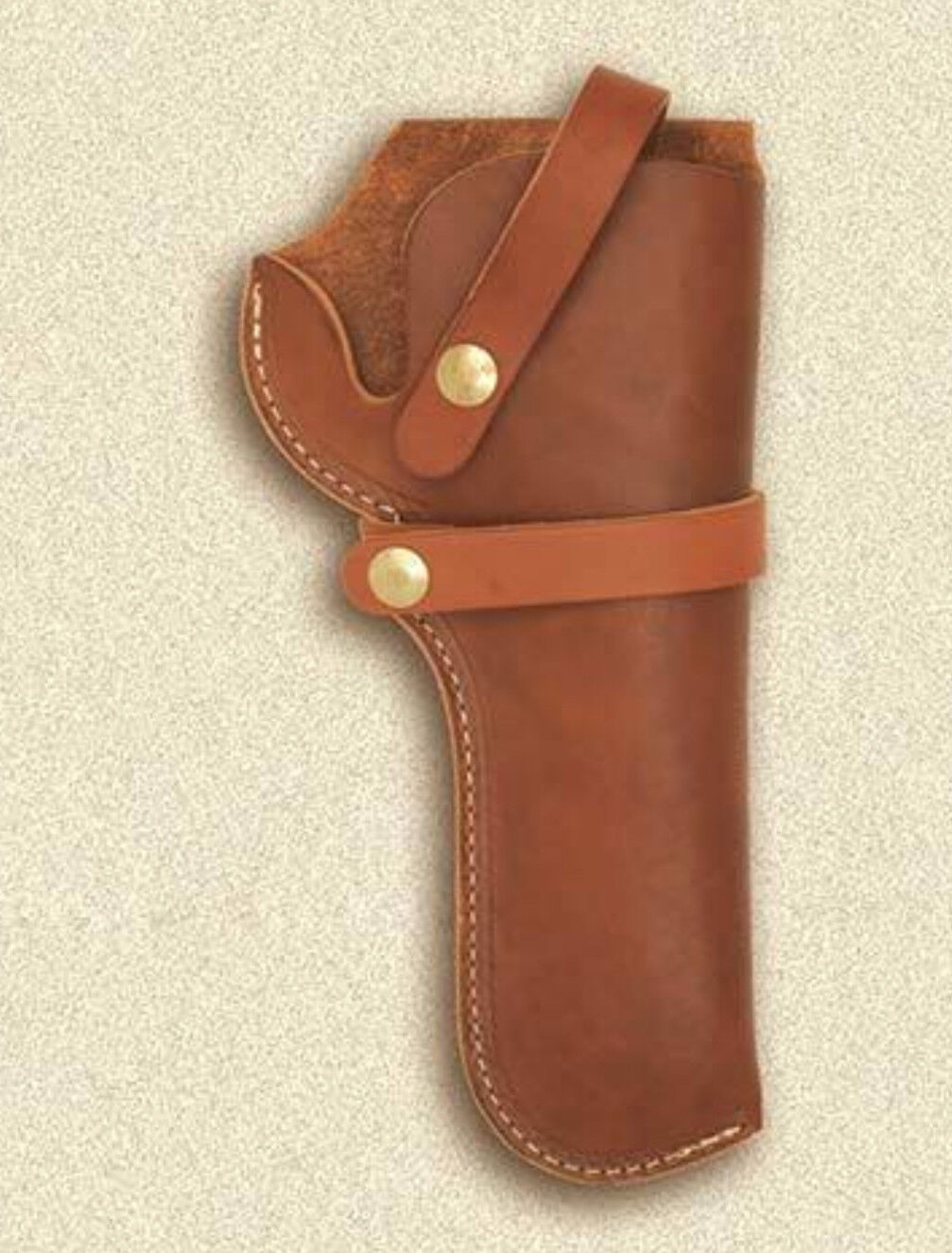 Hunter Holsters Leder Holster for SW Mod 586 8.375