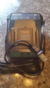 18v-Ridgid-Rigid-Hyper-Li-Ion-Battery-Charger-18-volt-Model-R86092-New
