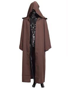 deluxe jedi robe boys fancy dress luke skywalker star wars kids ad