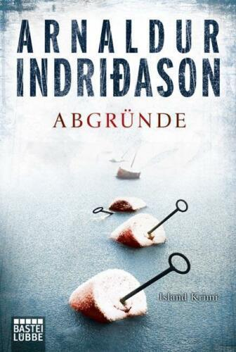1 von 1 - Abgründe / Kommissar-Erlendur-Krimi Bd.10 ► Arnaldur Indriðason  ►►►UNGELESEN