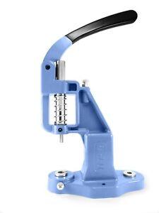 Responsable Presse à Main Machine Pour Boutons Pression Oeillets Passe-fil Rivets Popper Stud Atr-afficher Le Titre D'origine