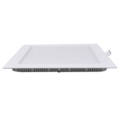 3W-24W Recessed LED Ceiling Down Light Flush Mount LED Slim Panel Kitchen Lamp