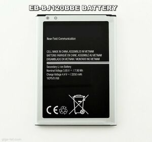 Details about NEW Replacement EB-BJ120BBE Battery for Samsung Galaxy J1 - 6  months warranty