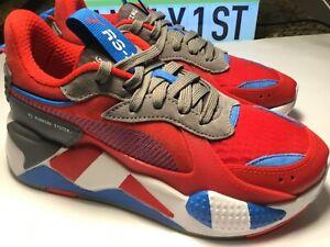 Puma RS-X Retro (Big Kids) Sneakers